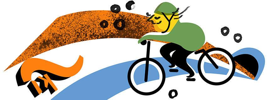 Cycling Helsinki
