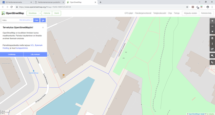 Additional LED street lights and benches for the parks in Herttoniemenranta