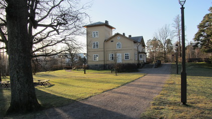 Living manor of Vuosaari