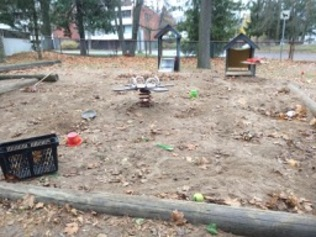 Facelift for the playgrounds in Lauttasaari