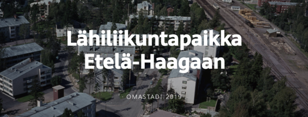 New local sports facility for Etelä-Haaga
