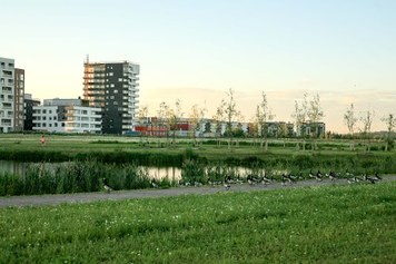 Lifecycle park for Toukola Waterfront Park