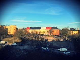 Sports parks at the heart of Kallio