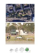 Vapaa tila Sähköttäjänpuistossa