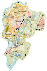 Karttakuva Koillinen