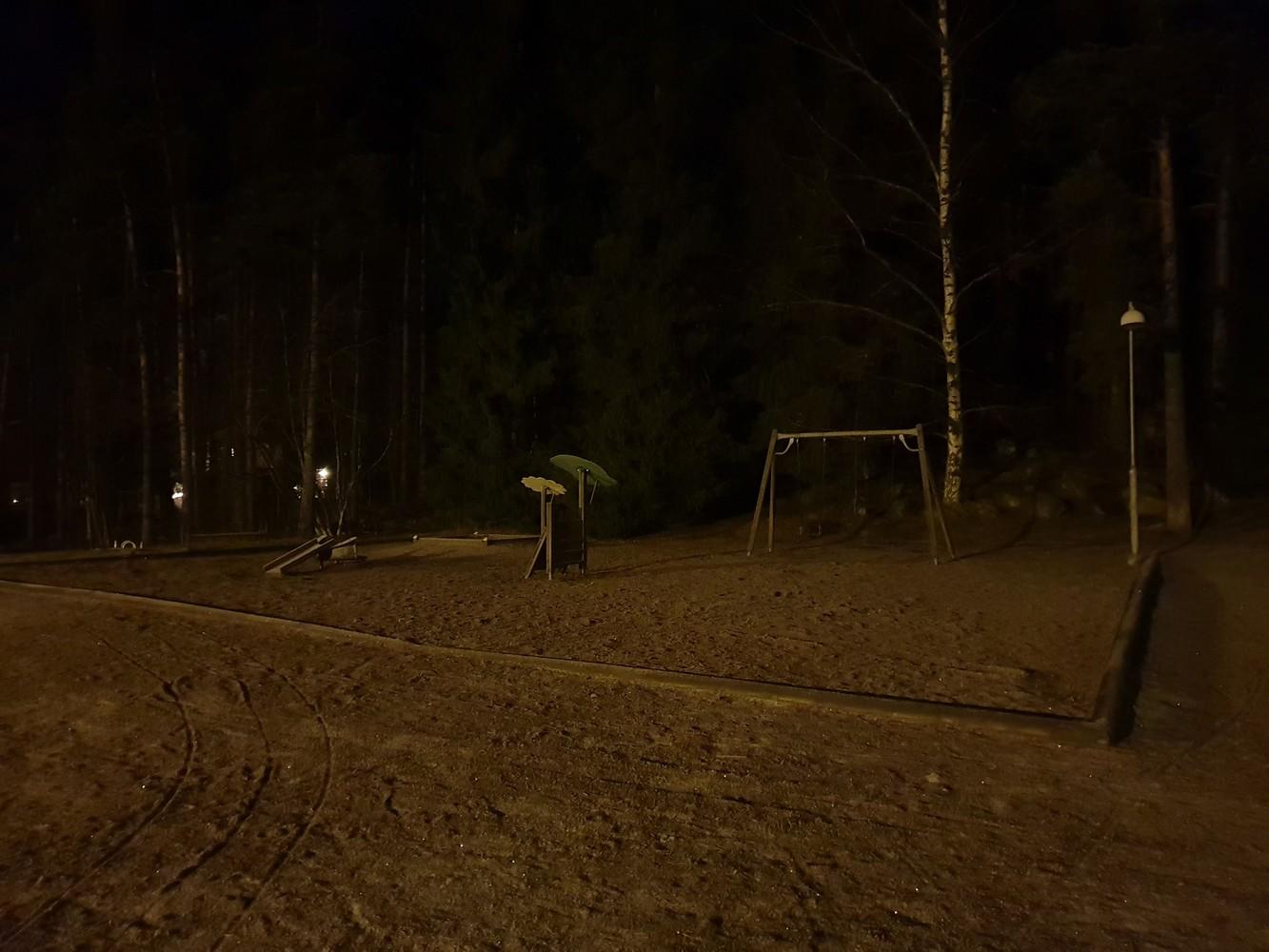 Jyrkinpuiston leikkipaikka paremmaksi