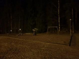 Päivitystä Jyrkinpuiston leikkipaikalle