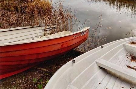 Soutuvene- ja kanoottipaikkoja Strömsinlahdelle ja Porolahdelle
