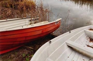 Rannalla säilytettäviä veneitä ei tarvitse myrkkymaalata.