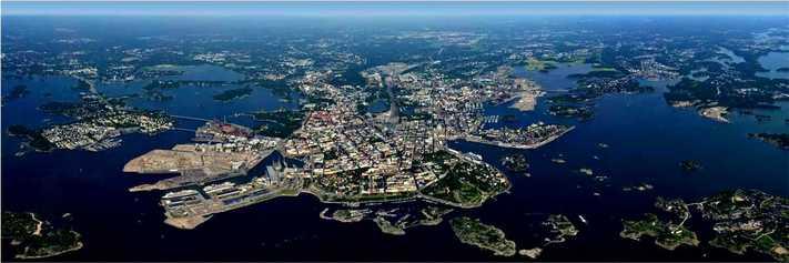 Kansallinen kaupunkipuisto Helsinkiin!