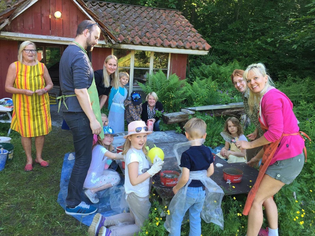 Kaikkien arki- ja juhlatila Vesalassa/Kontulassa