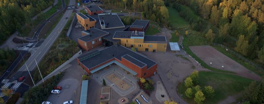 Monipuolinen liikuntapuisto Östersundomiin kaikenikäisille!