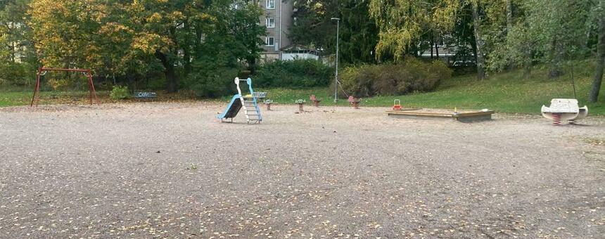 Ilkanpuiston kasvojenkohotus - yhteinen olohuone keskelle Haagaa