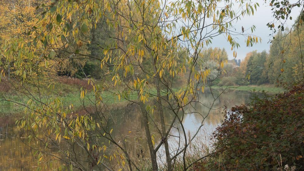 Vantaanjoen rantaan levähdys- ja oleskelupaikkoja / Rekreationsställen vid Vanda å / Recreation spaces on the banks of the Vantaanjoki river