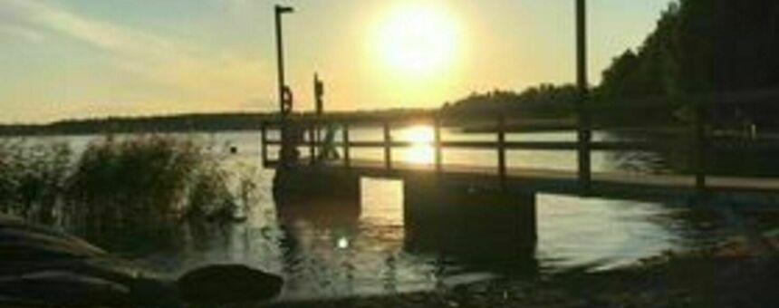 Vesi-WC Munkkiniemen uimarantaan