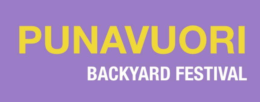 Punavuori Backyard Festival