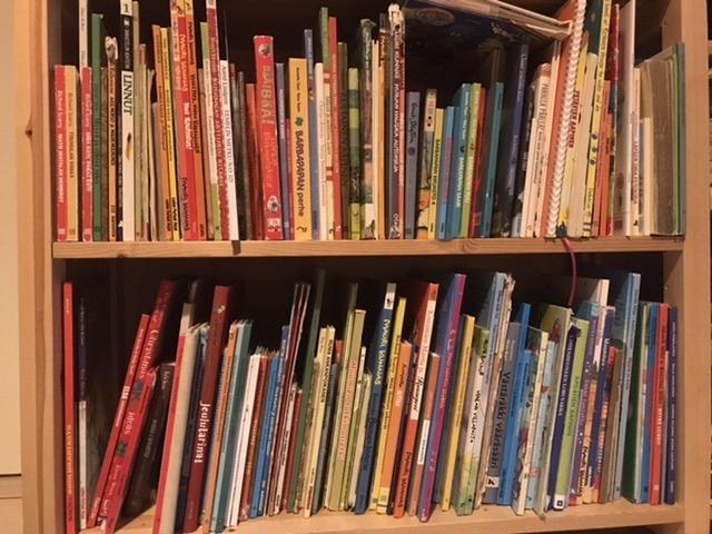 Kirjastonurkkaus Kalasatamaan