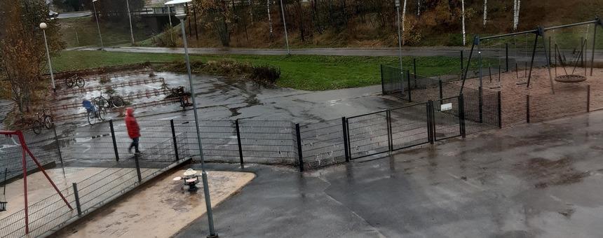 Yhteisöllinen piha päiväkoti Vaskiniittyyn ja Leikkipuisto Kesannon tilojen ja pihapiirin kunnostaminen