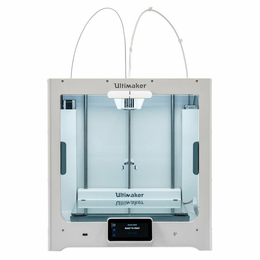 3D-tulostimien hankinta läntisen Helsingin kirjastoihin
