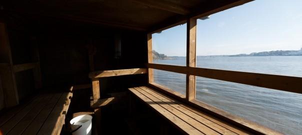 Ilmainen ja 24/7 avoin sauna- ja avantouintiverkosto Helsingin rannoille