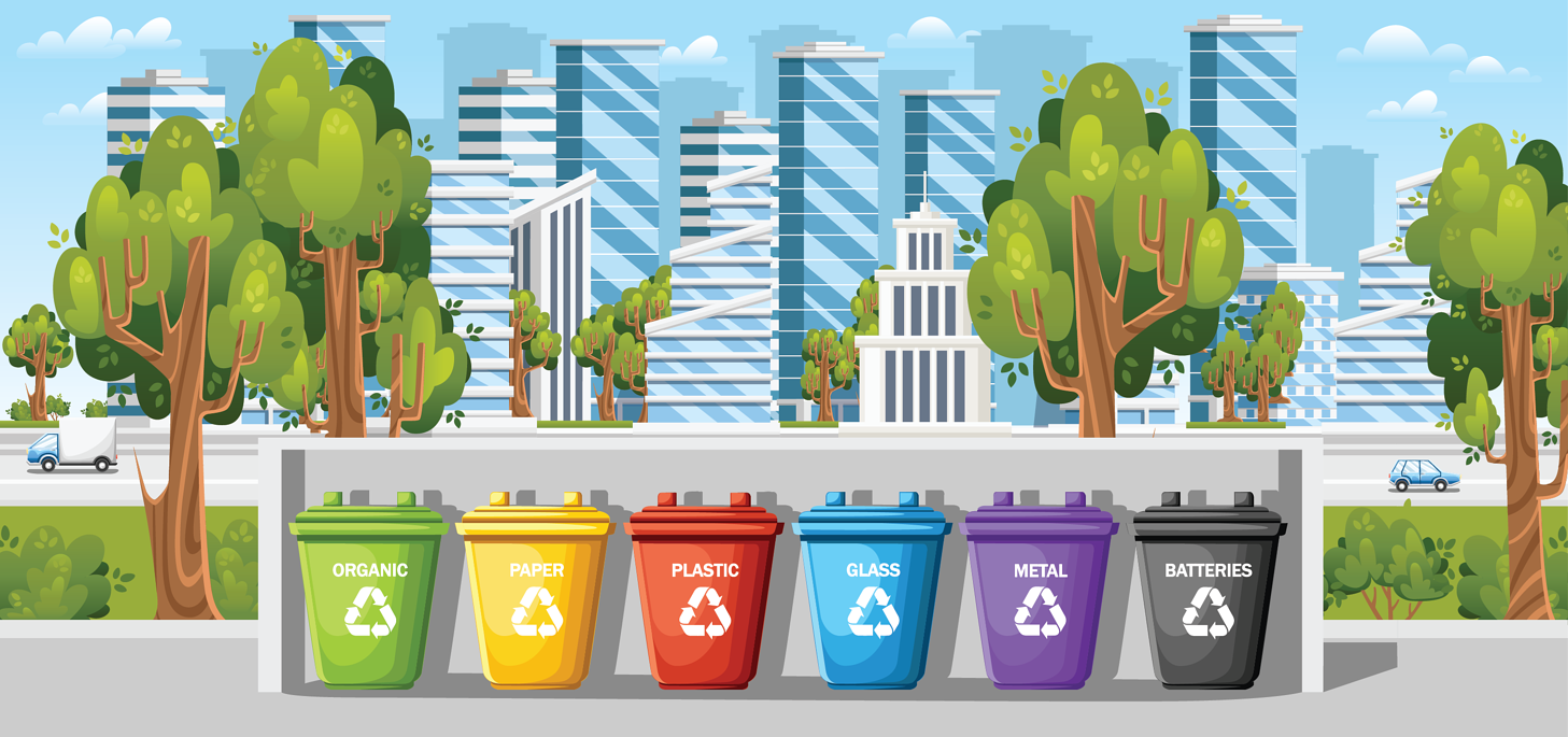 Improving recycling and sorting all around Helsinki