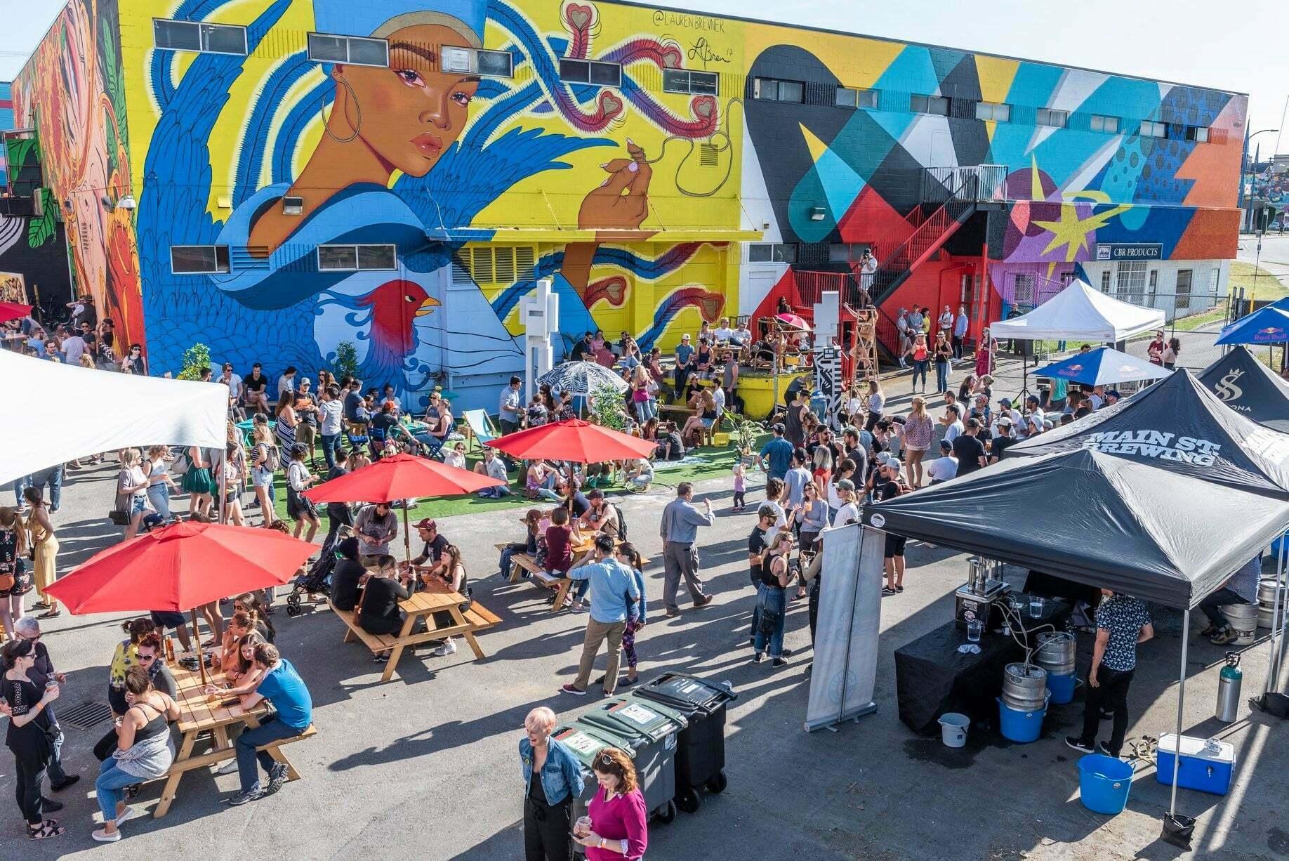 Urban Art Program for everyone