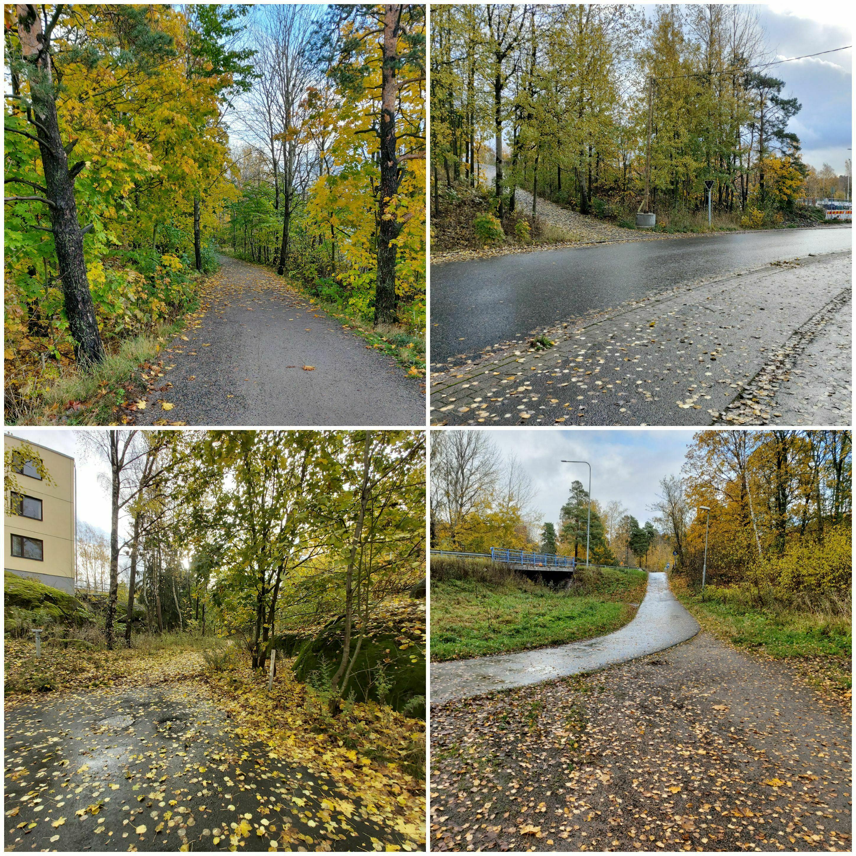 Lisää liikuntaa kaikille turvallisilla poluilla Pihlajistossa ja Viikinmäessä