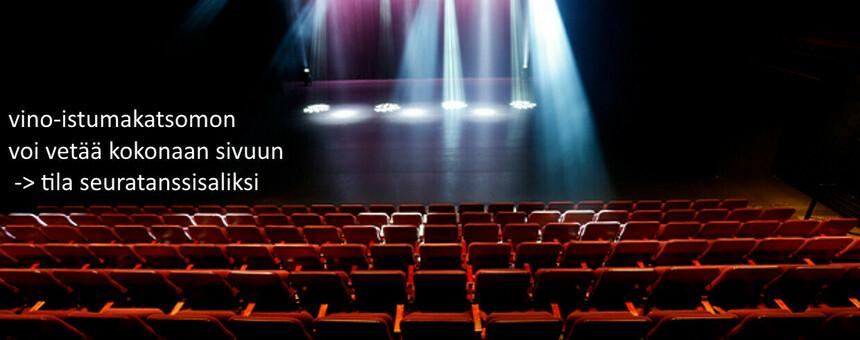 Stoa (Itäkeskus) Teatterisali