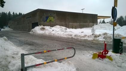 Oulunkylän jäähalli