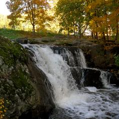 Mätäjoki - Strömbergin putous