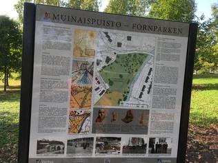 Jokiniemen muinaispuisto
