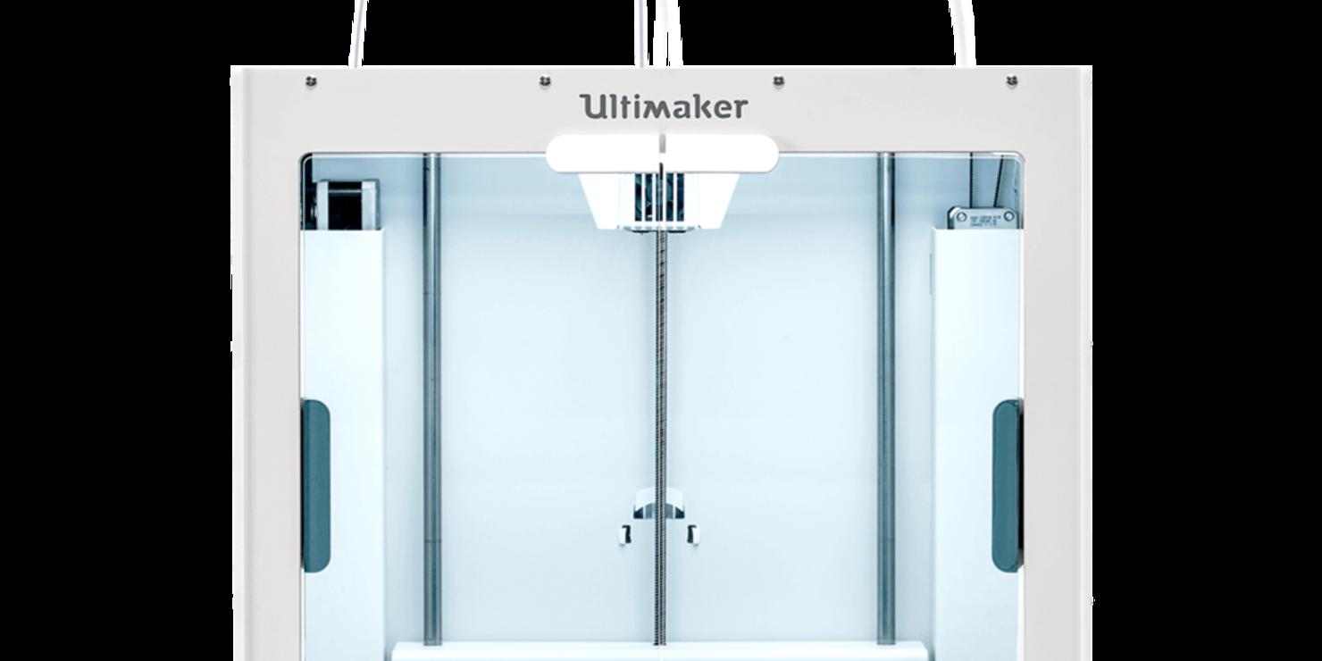 3D tulostin - Ultimaker S3