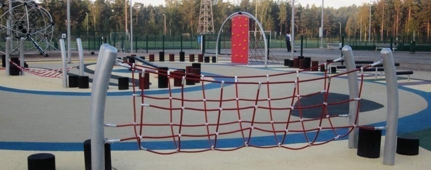 Violanpuiston liikunta ja leikki
