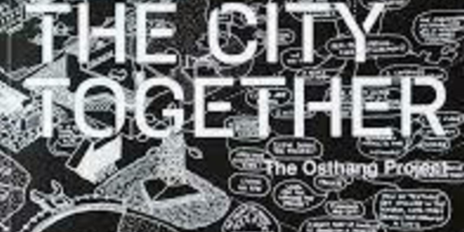 Kaupunki rakentuu ihmisistä